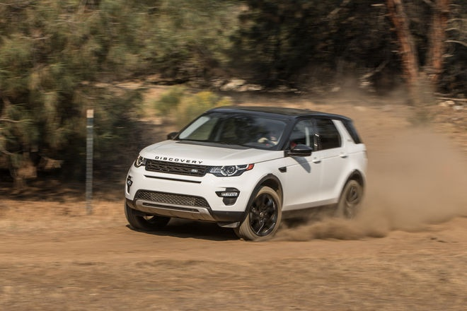 Land Rover Discovery Sport � �� ����� ����� ������������!